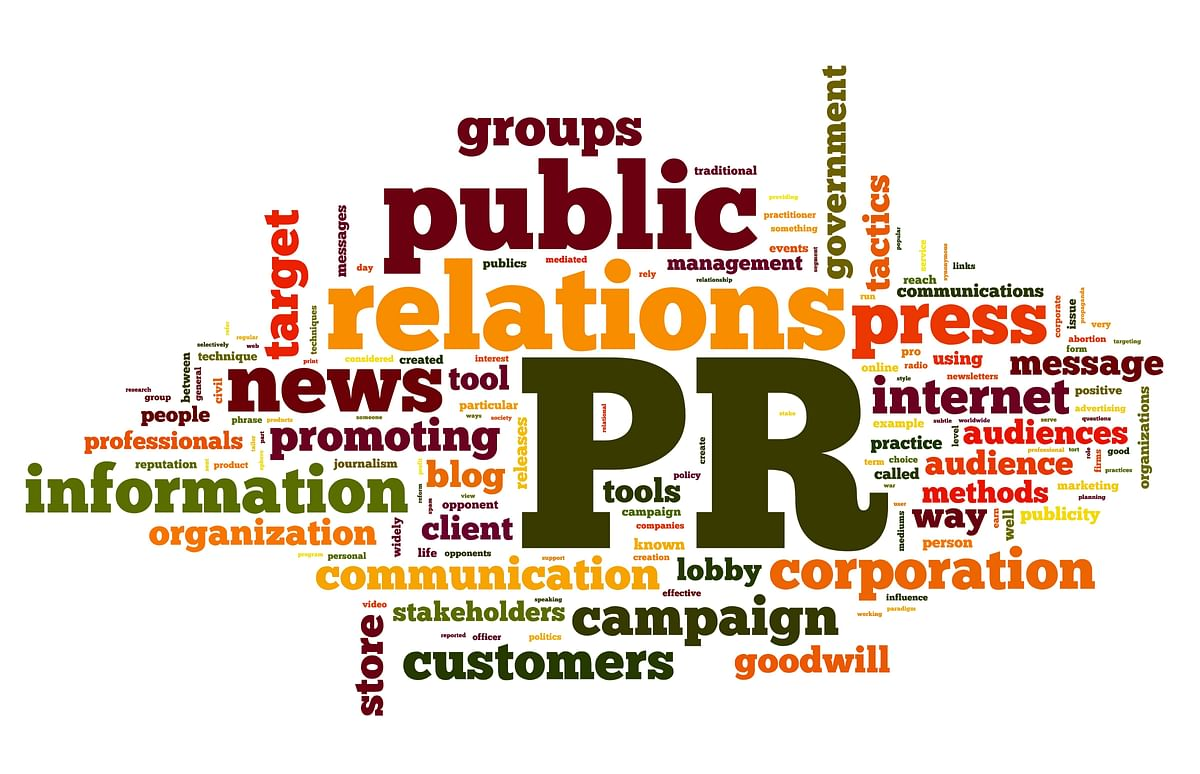 PR Isn't About Mutton Dressed as Lamb