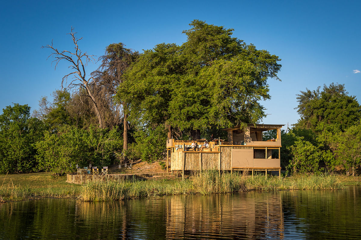 Amazing Places to Sleep Under the African Stars