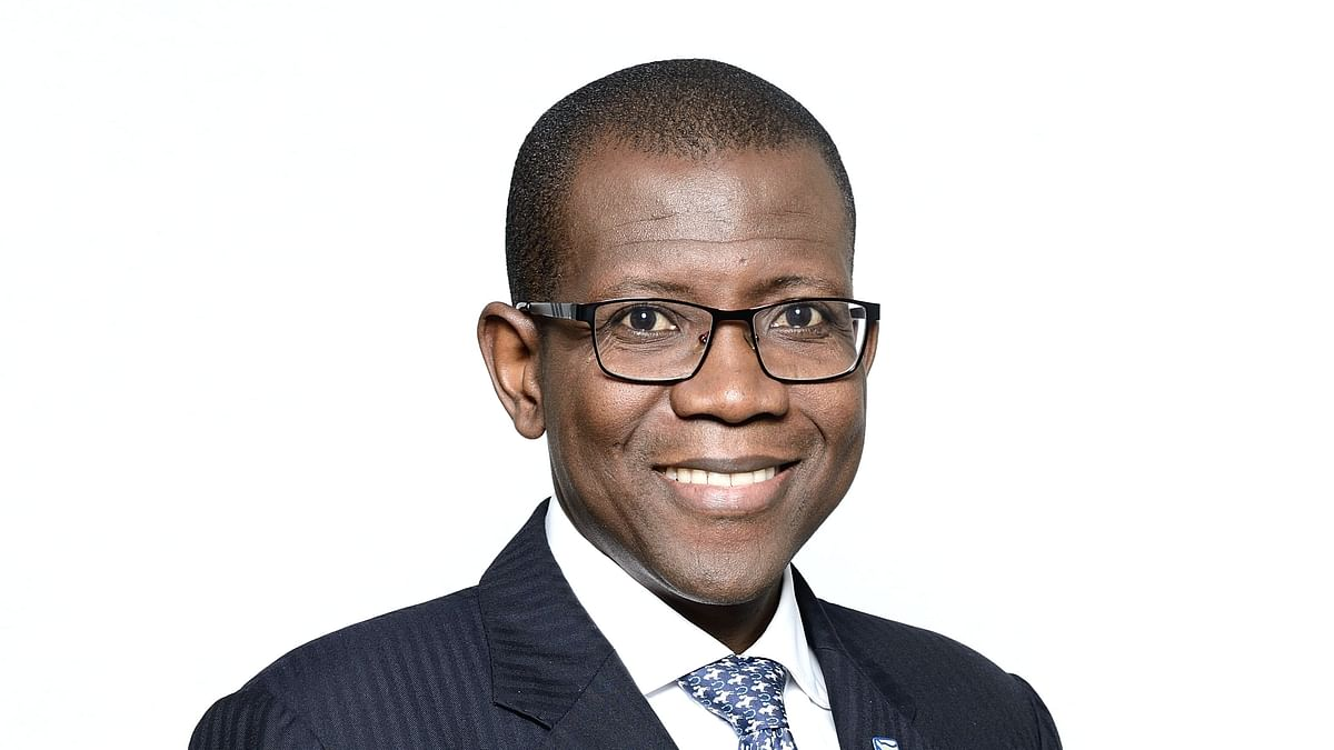 Chief Executive for Africa Regions and a member of the Group Leadership Council, Yinka Sanni.