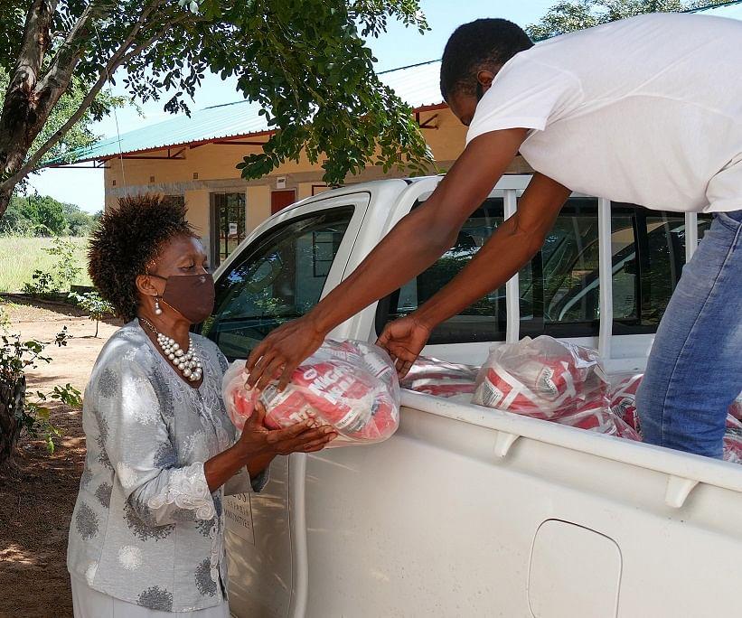 CITW Zimbabwe Restarts School Feeding Scheme