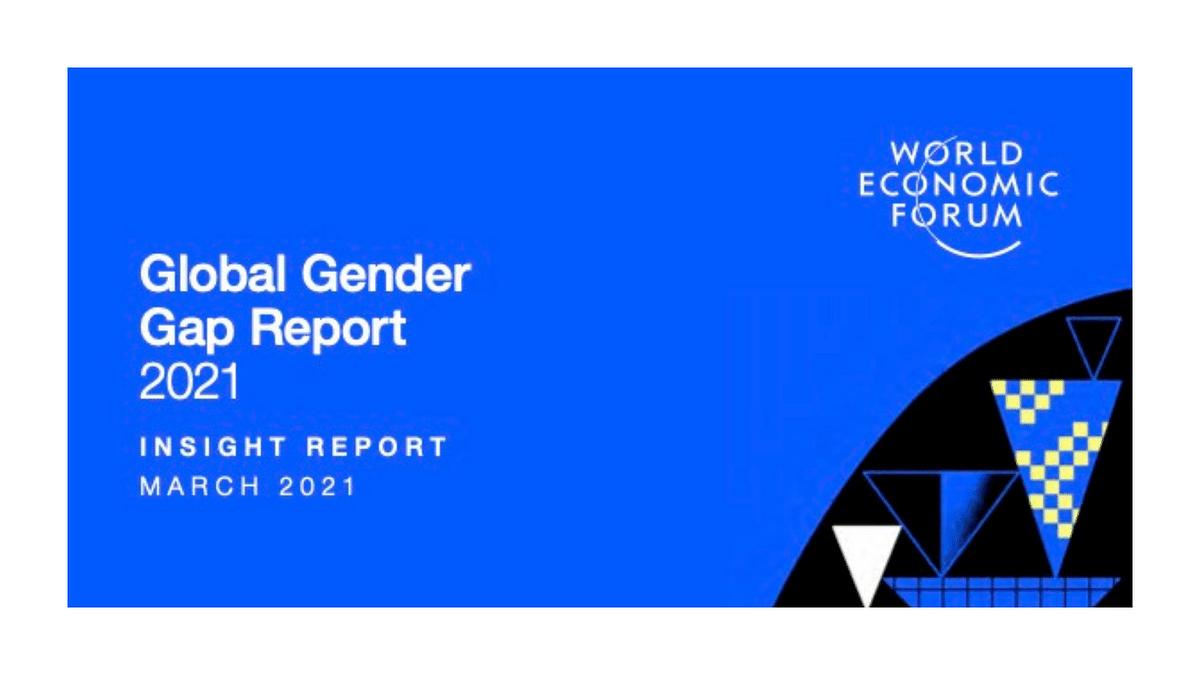 WEF Global Gender Gap Report 2021