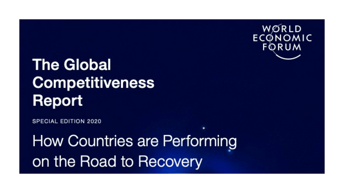 WEF The Global Competitiveness Report 2020