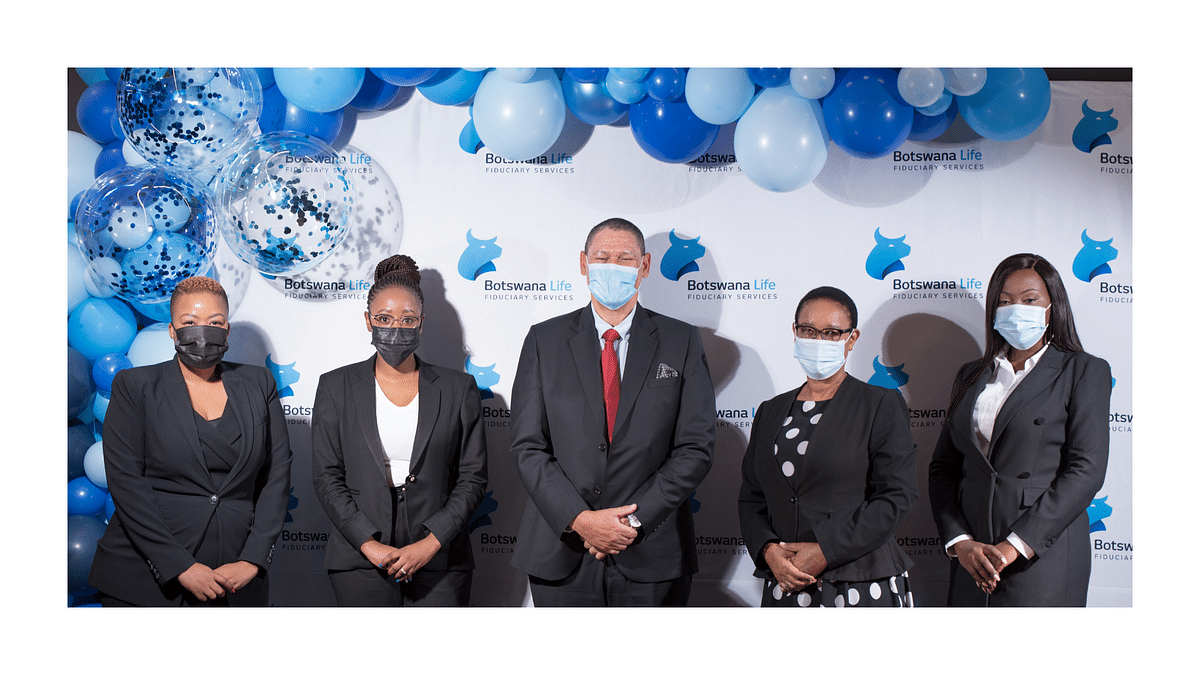 Botswana Life Launches Botswana Life Fiduciary Services