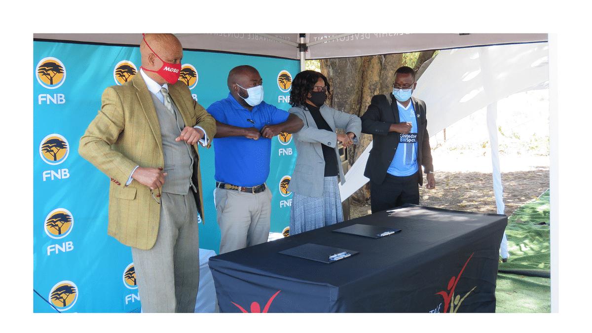 CITW Botswana & FNBB Foundation Partner for Conservation Education