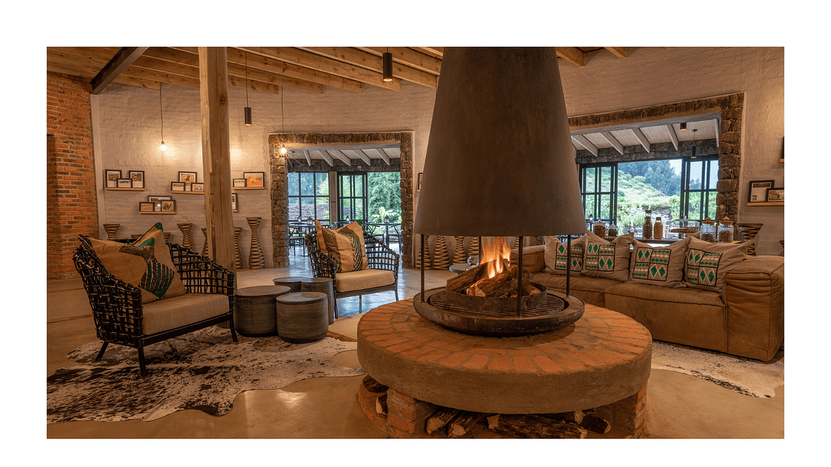 Wilderness Safaris Opens Bisate Kwanda Day Lounge