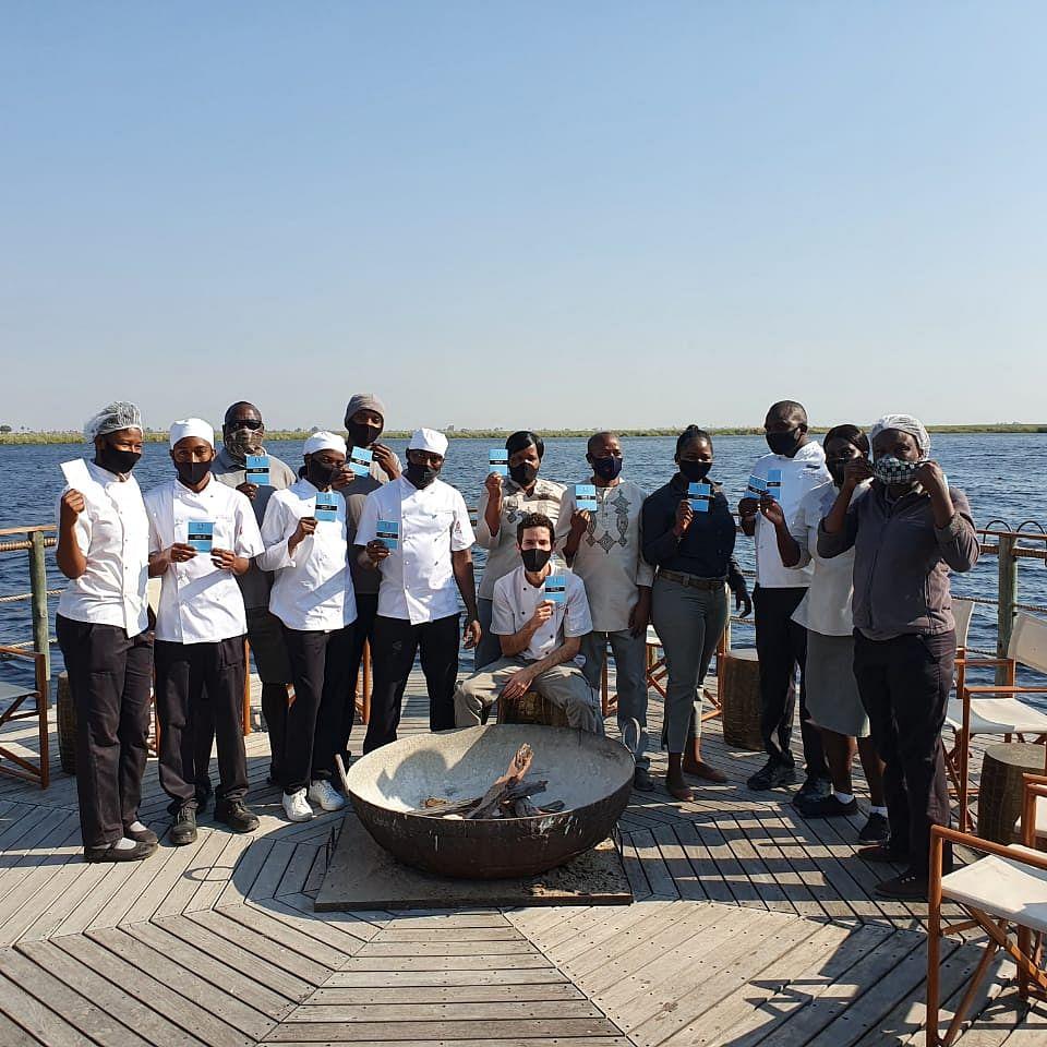 Wilderness Safaris Supports Botswana's Covid-19 Vaccination Drive