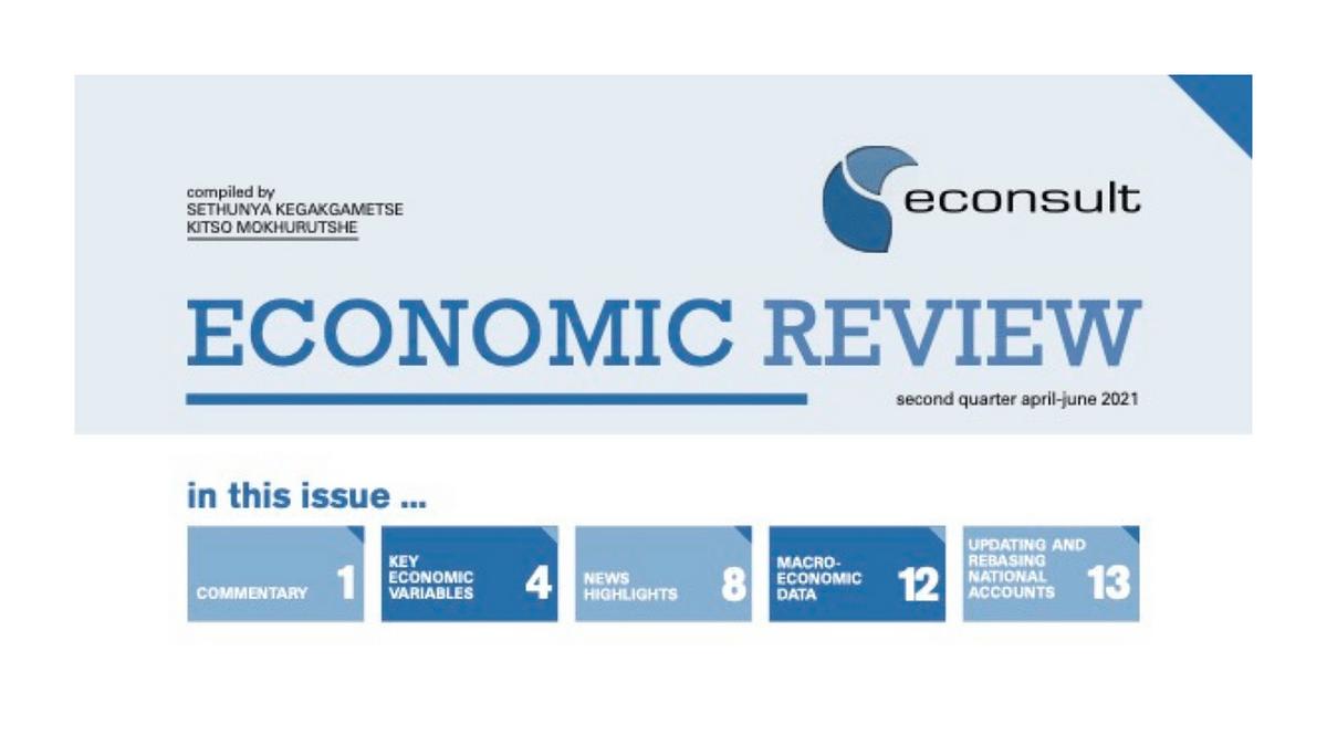 Econsult Review 2021 2nd Quarter