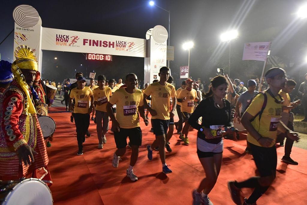 Lucknow Run