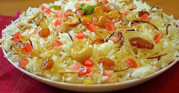 Shahi Dryfruits Pulav