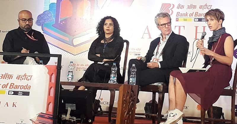 जयपुर Lit Fest: पारदर्शी हो नए भारत की रिपोर्टिंग !