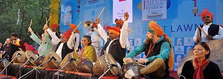 जयपुर लिट् फेस्ट में 'काम की बात', मंदी, NRC-CAA के साथ जलवायु परिवर्तन भी मुखर हुआ