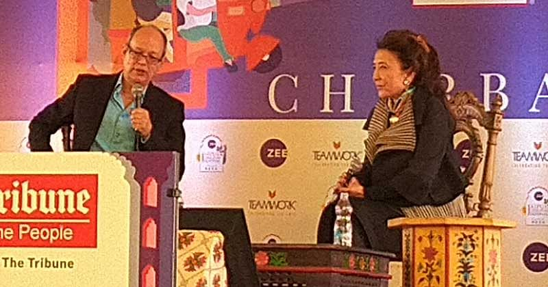 जयपुर Lit Fest: चीन का इतिहास बदल देने वाली बहनों के प्यार, युद्ध, बहादुरी और धोखे की कहानी