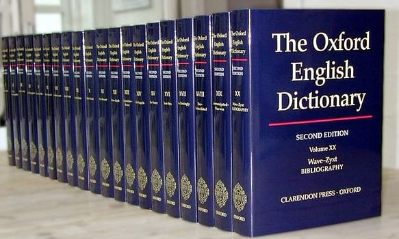 new part of oxford dictionary launched