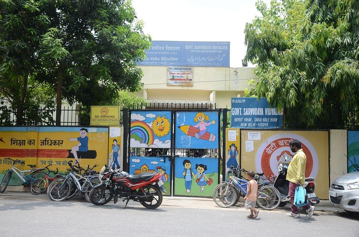 दिल्ली की 3 सरकारी स्कूलों ने देश के शीर्ष-10 में बनाई जगह