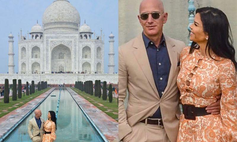 गर्लफ्रेंड और उसके भाई ने ही पब्लिक किये थे Amazon CEO जेफ़ बेज़ोस के निजी चैट्स !