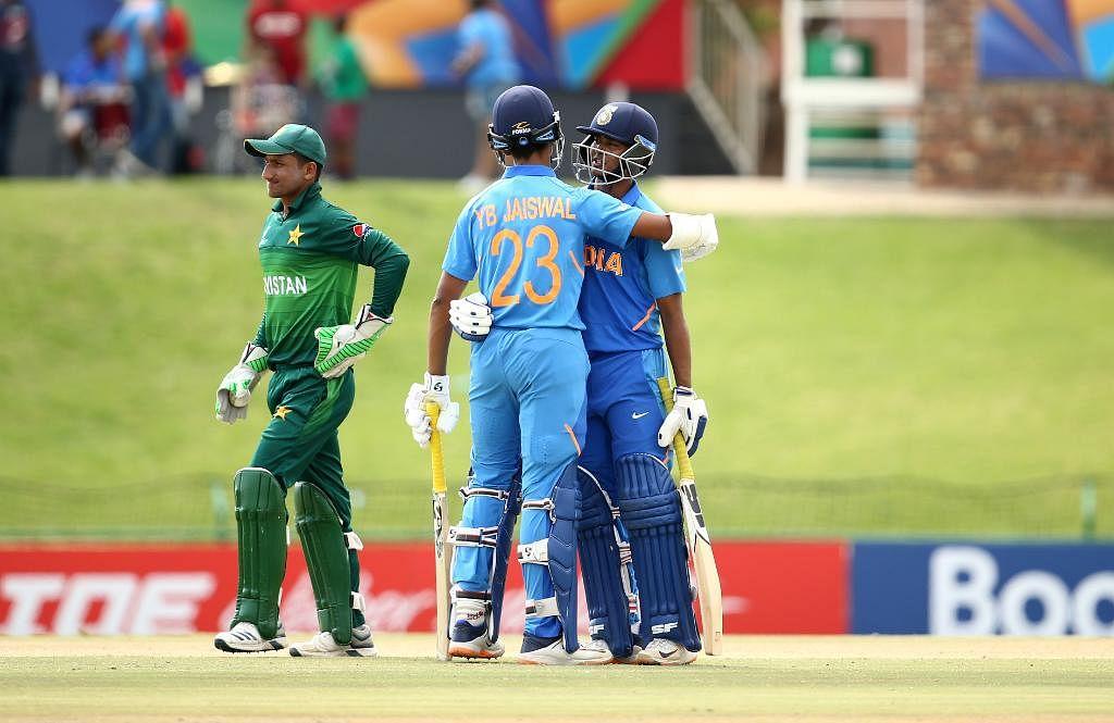 पाकिस्तान को दस विकेट से मात देकर फ़ाइनल में पहुंची इंडिया U-19 टीम, यशस्वी जायसवाल चमके