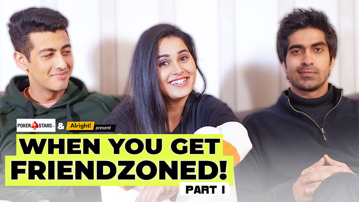 When You Get Friendzoned : Part 2 | ft. Anushka Sharma & Keshav Sadhna