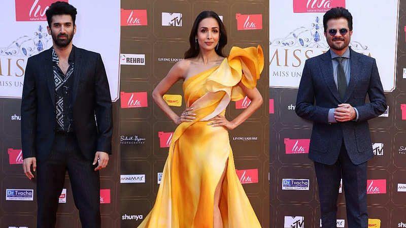 Miss Diva 2020 के ग्रैंड फिनाले में bollywood ने लगाए फैशन के जबरदस्त बोल