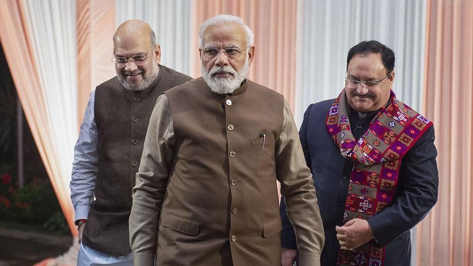दिल्ली चुनाव के लिए BJP का मास्टर प्लान- 240 सांसदों की ड्यूटी, स्लम में रहने का फरमान