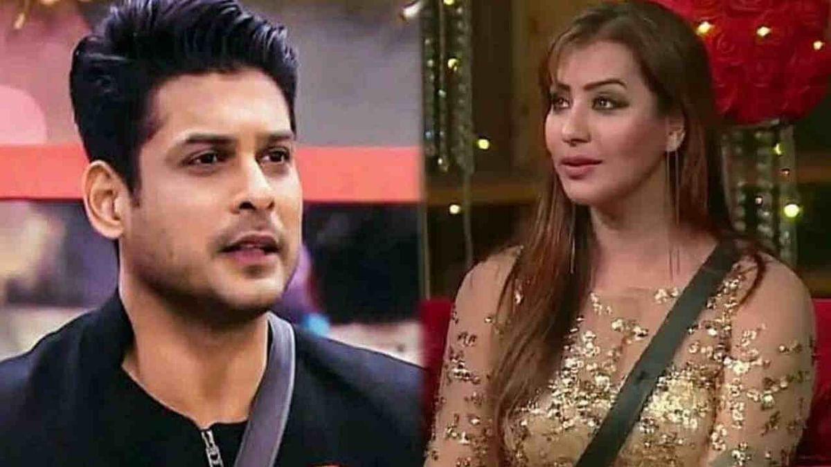 Shilpa Shinde and Sidharth Shukla Bigg Boss 13 Finale
