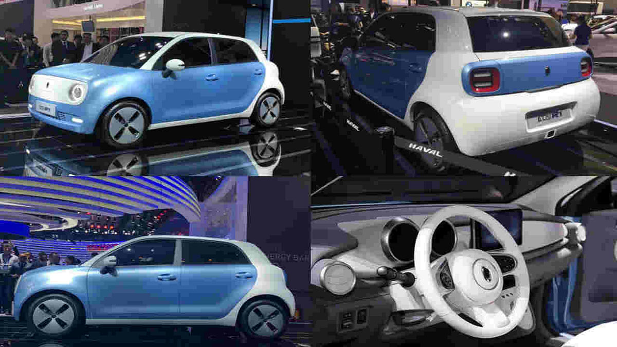 Ora R1 Auto Expo 2020