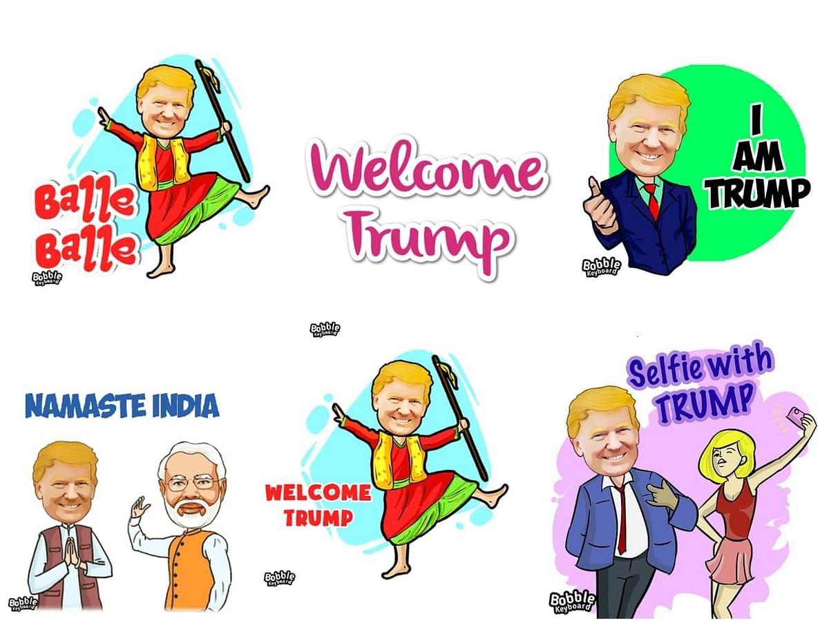 Trump Stickers
