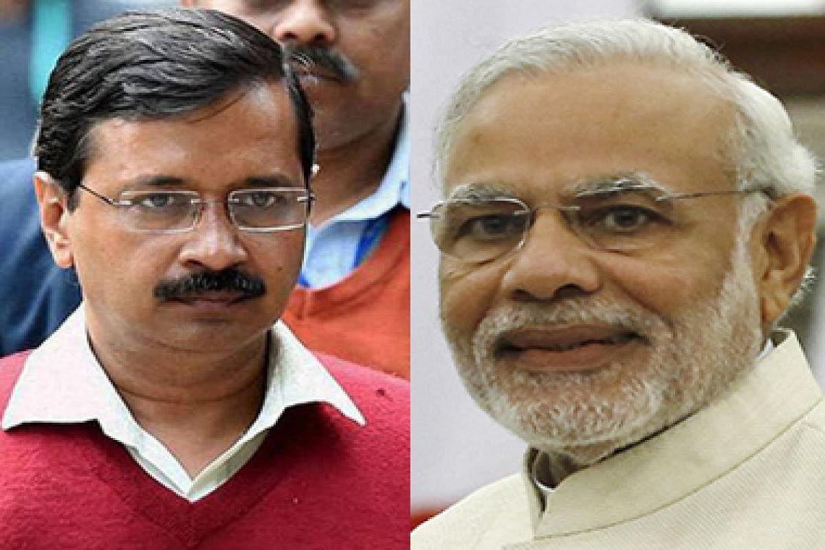 Delhi polls... मतदान शुरू... मोदी और केजरीवाल ने ट्वीट कर अपने-अपने तरीके से की मतदान की अपील