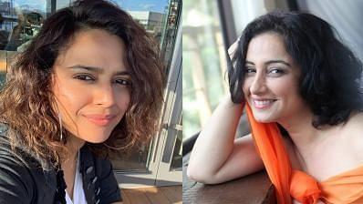 Swara Bhaskar and Divya Dutta Sheer Qorma