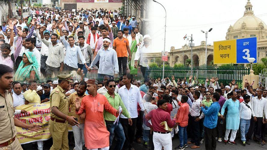 पंचायतीराज परफार्मेंस घोटाला: नूतन ठाकुर ने  CM से पूछा, IAS विजय किरण को क्यों बचा रही सरकार?
