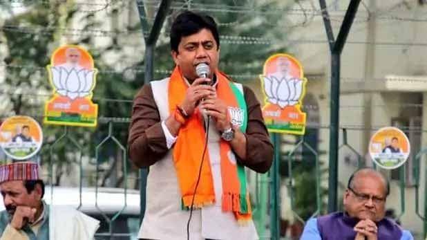 Sunil Yadav BJP