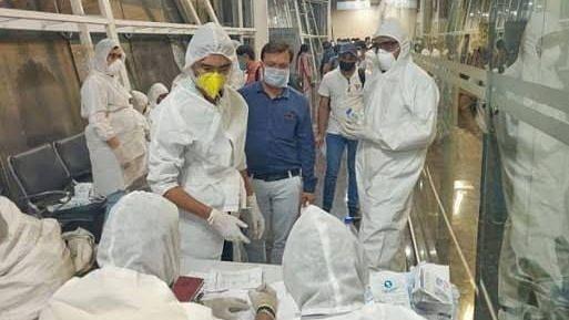 Corona update: देश भर में अब तक 582 मामले,11 मौतें, 46 लोग ठीक होकर लौटे