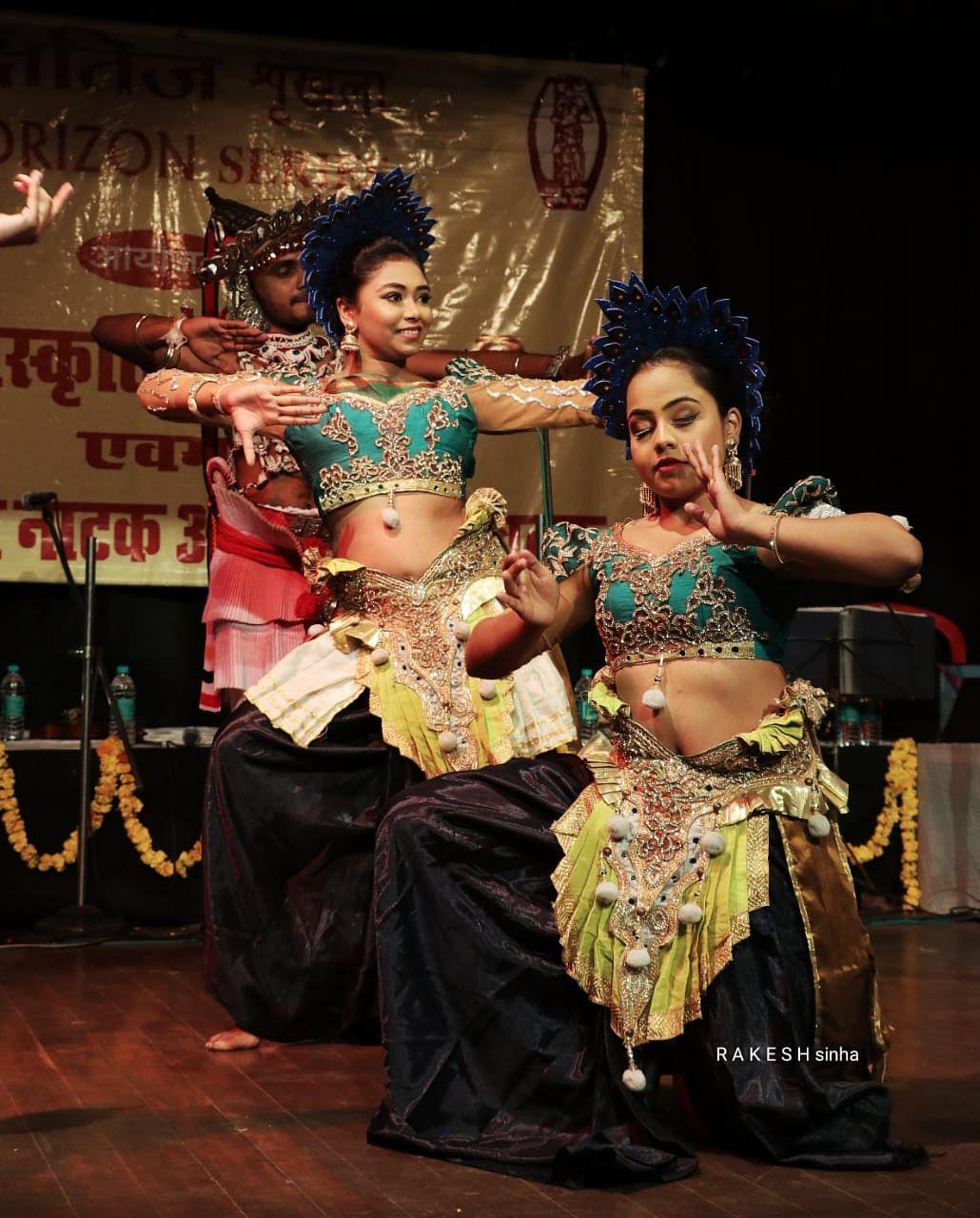 श्रीलंका के कलाकारों ने जीता दिल