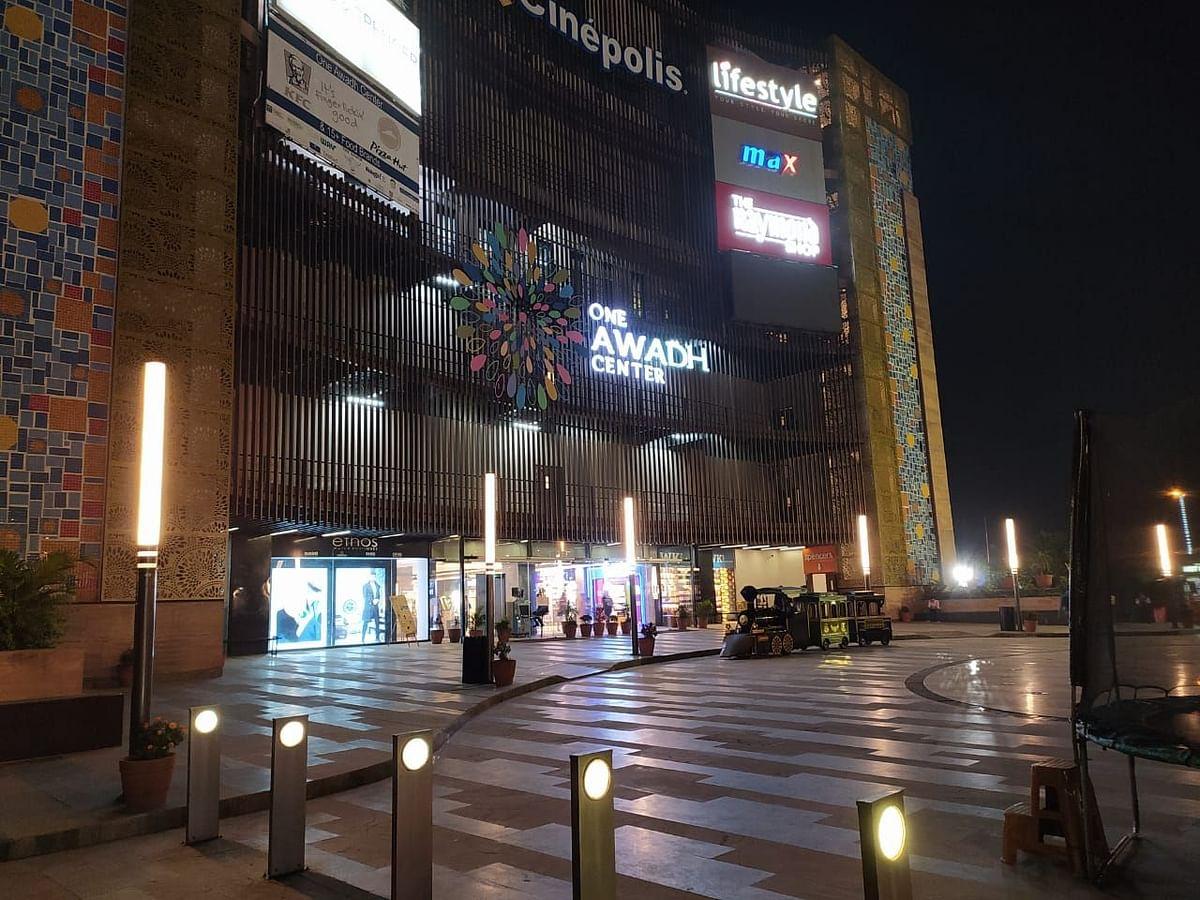 One Awadh Mall@ 7pm