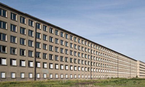 prora hotel, Germany