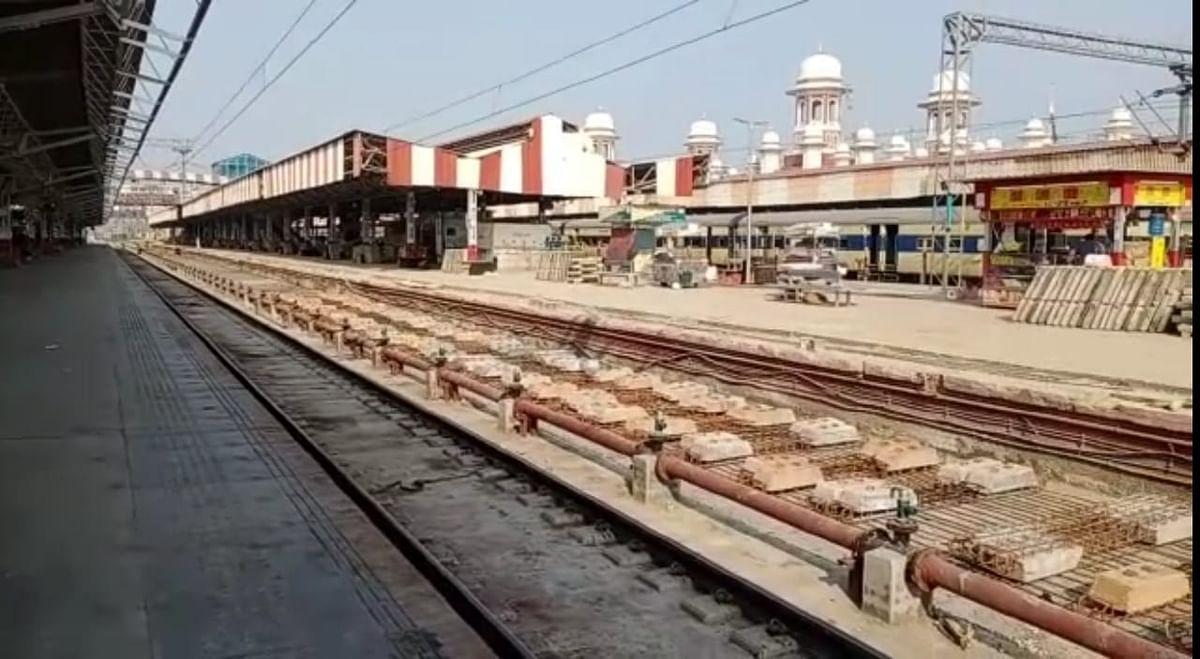 चारबाग रेलवे स्टेशन , लखनऊ