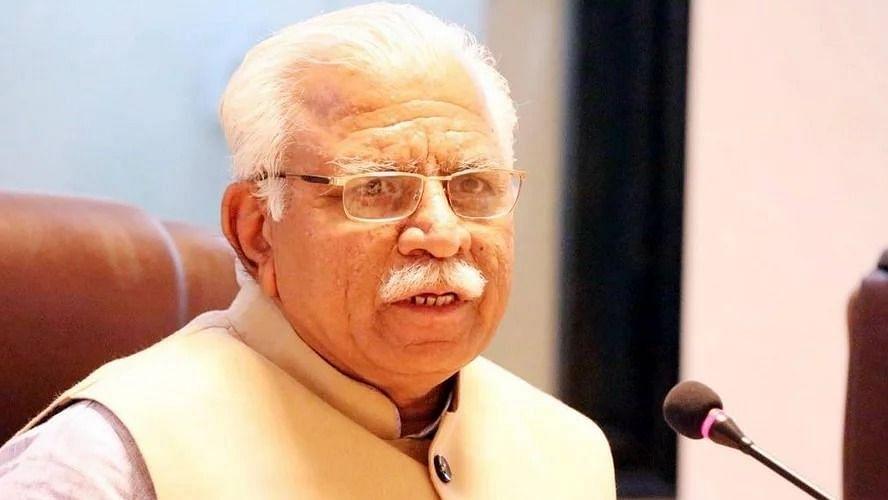 Haryana Chief Minister, Manohar Lal Khattar