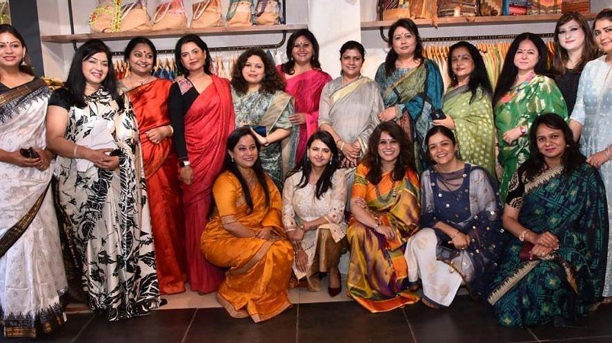 'women's day' पर सफल महिलाओं का सुंदर संगम