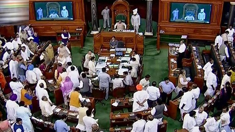 BJP सांसद ने लोकसभा में की जनसंख्या नियंत्रण कानून की मांग