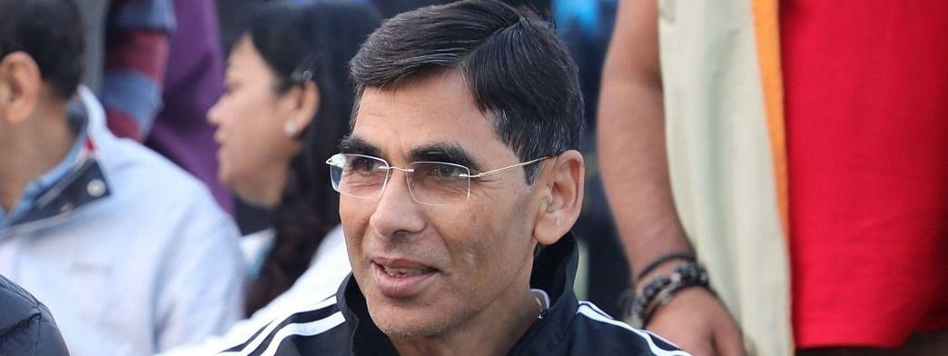 Sports Secretary R.S. Julaniya