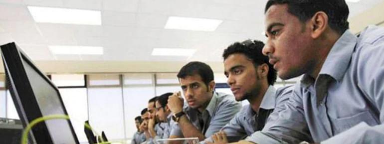 engineering students (symbolic image)
