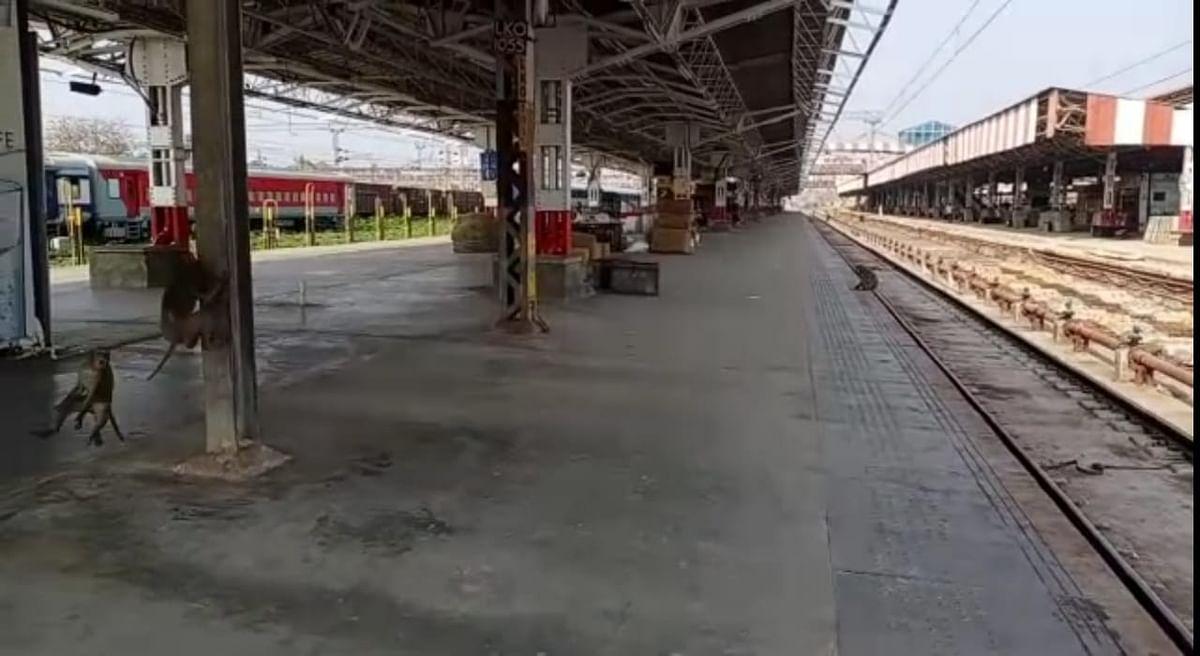 चारबाग रेलवे स्टेशन, लखनऊ