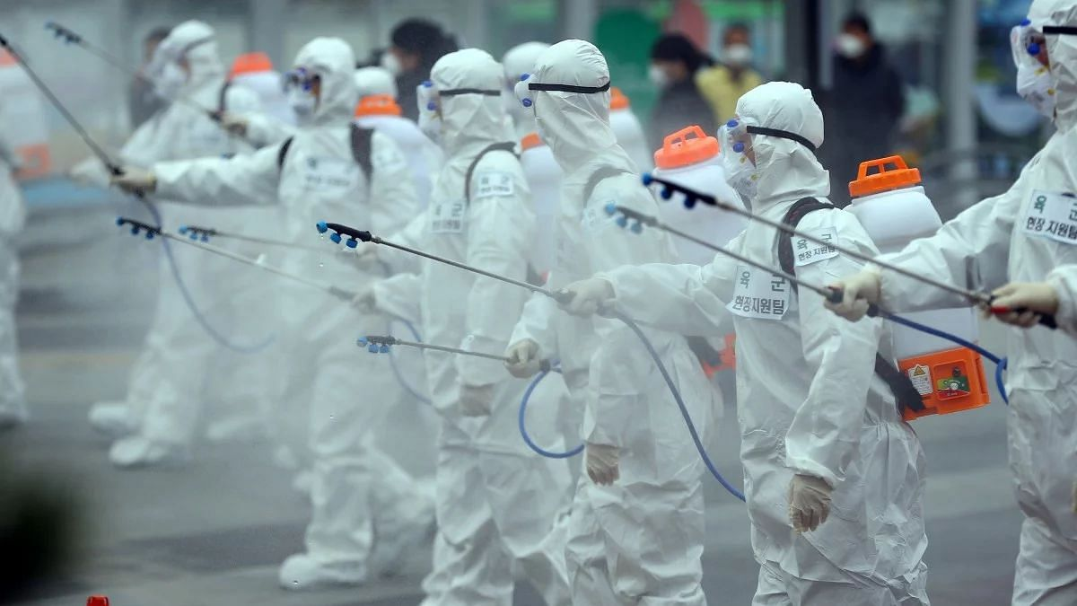 Fighting corona: द. कोरिया की सफलता की कहानी के पीछे 3 मंत्र- 'ट्रेस, टेस्ट एंड क्योर'