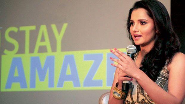 Corona: दैनिक मजदूरों की मदद के लिए आगे आईं सानिया मिर्जा