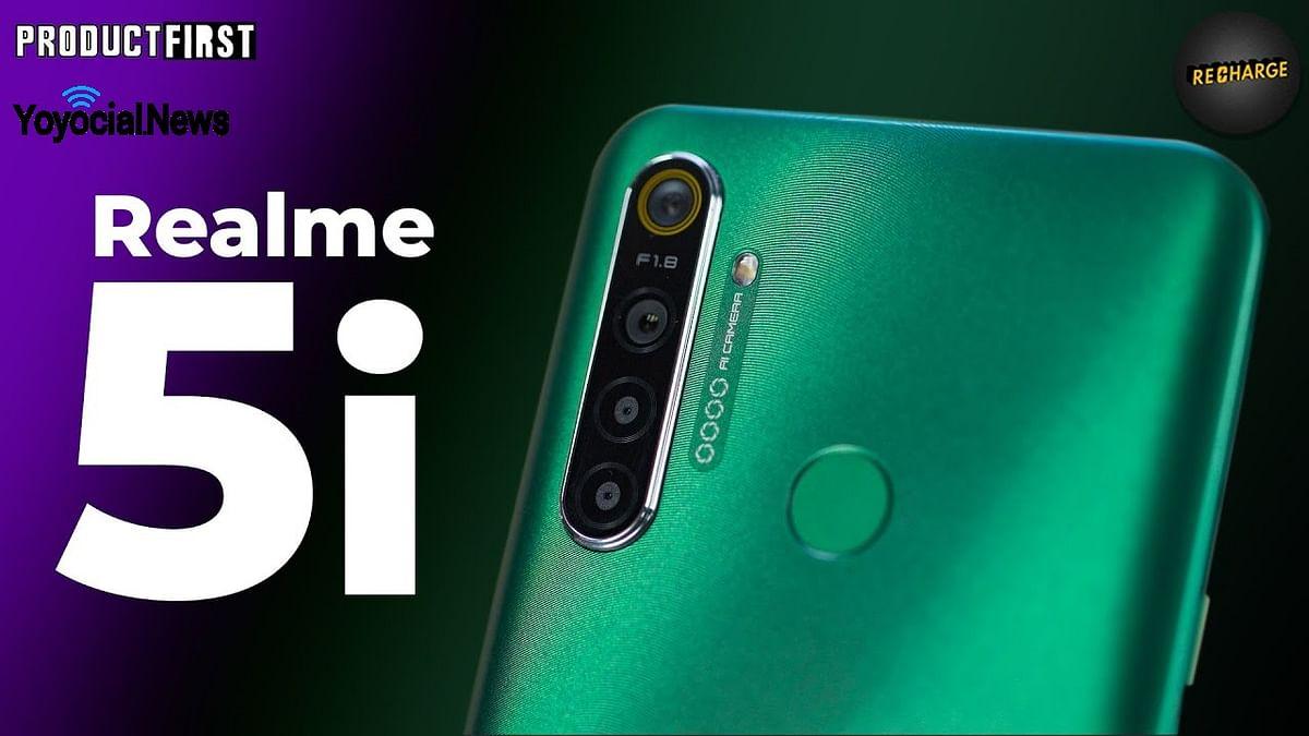 Realme 5i Review: Quad Camera Sets It Apart