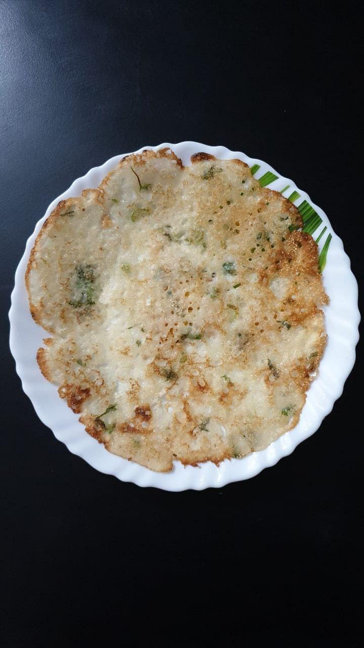 Rava Dosa  (Homemade Food)