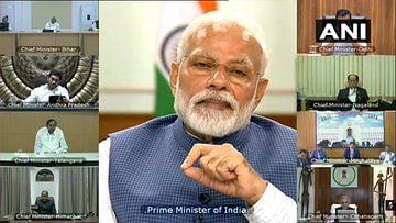 PM in VC over corona crisis