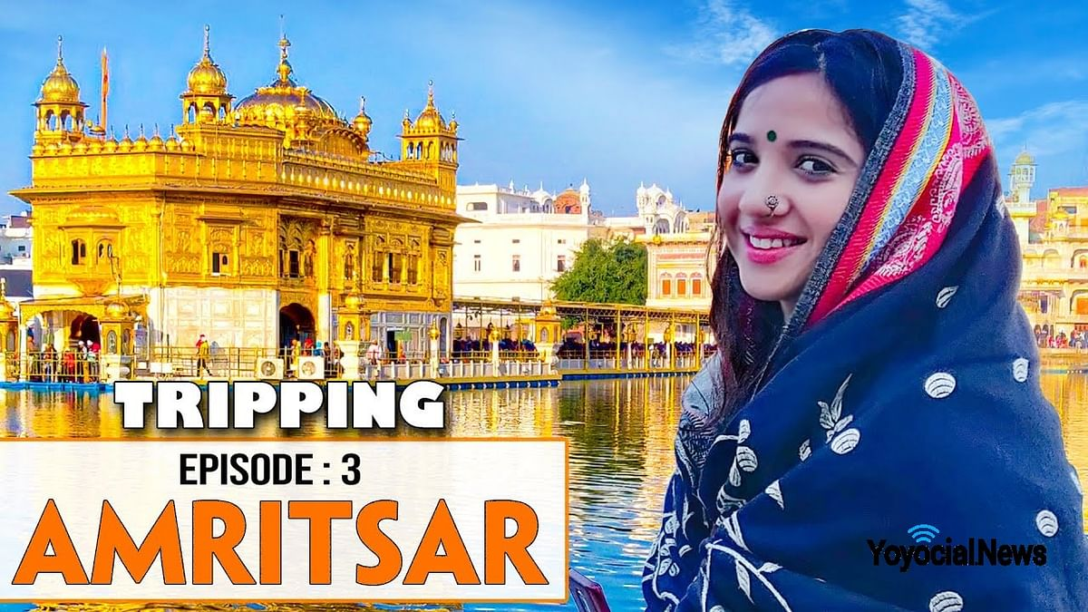 Ultimate Budget Travel to Amritsar ft. Mehek Mehra | Tripping #3