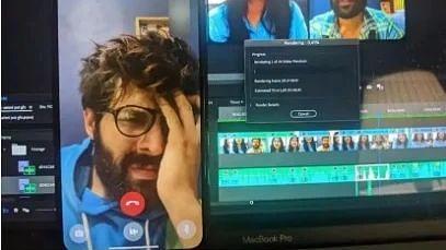 कार्तिक को वीडियो रेंडर करने में हो रही परेशानी, मदद पर फैन को 2 लाख रुपये देने की पेशकश