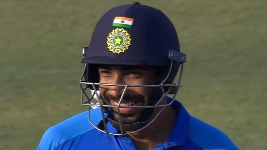 ...जब बुमराह ने गेंदबाजी से नहीं बल्कि बल्लेबाज़ी से टीम को जीत दिलाई