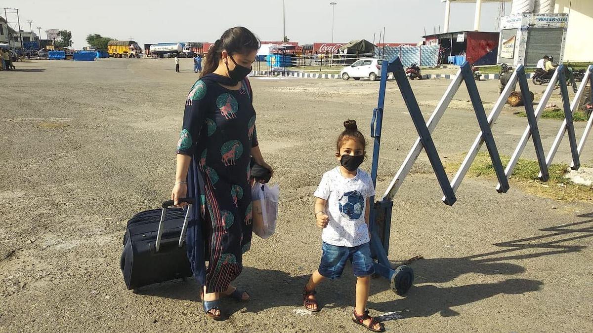 खुशनुमा खबर: लॉकडाउन में ये भी हुआ...3 साल के बच्चे को मां से मिलाने में जुट गए दो राज्य
